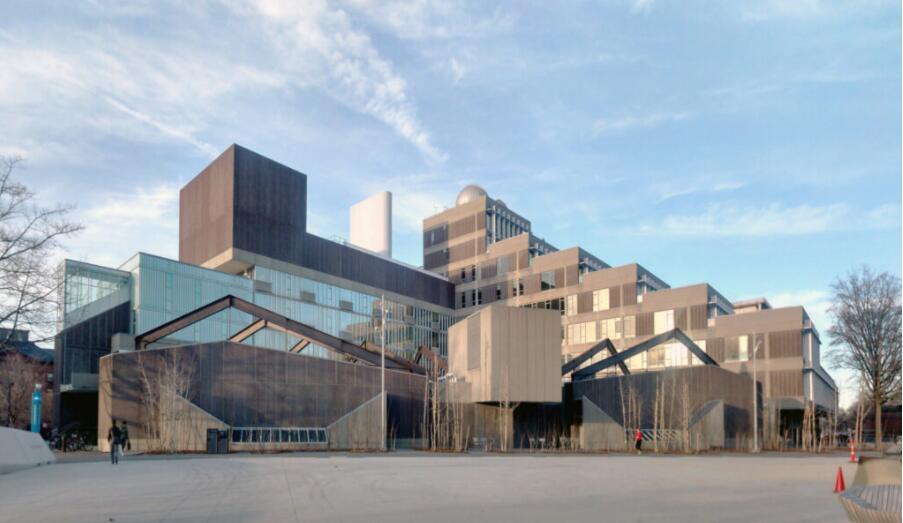 Harvard Science Center