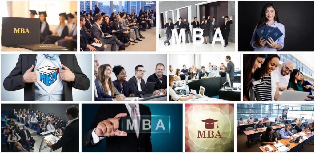 Studying an MBA