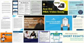 5 Mistakes for MBA Admissions Application