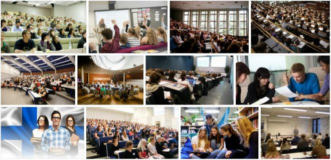 Finland Higher Education