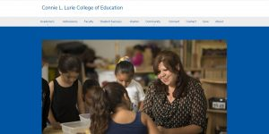 Connie L. Lurie College of Education - San Jose State University