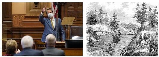 Georgia History and Economy