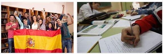 Spain Education