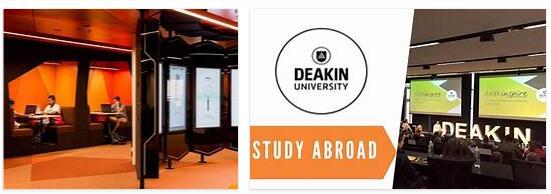 Study in Deakin University 2