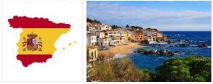 Spain Territory