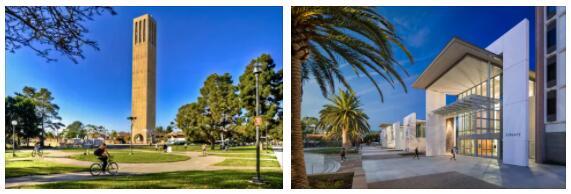 University of California Santa Barbara Student Review